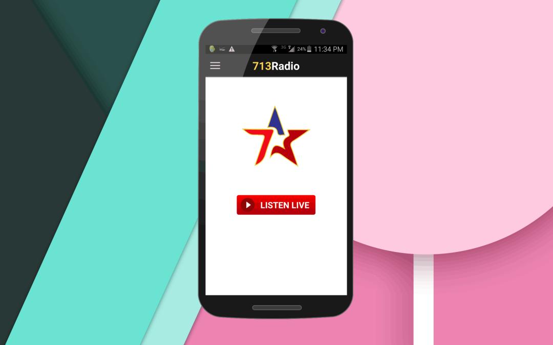 713radio.net Radio App