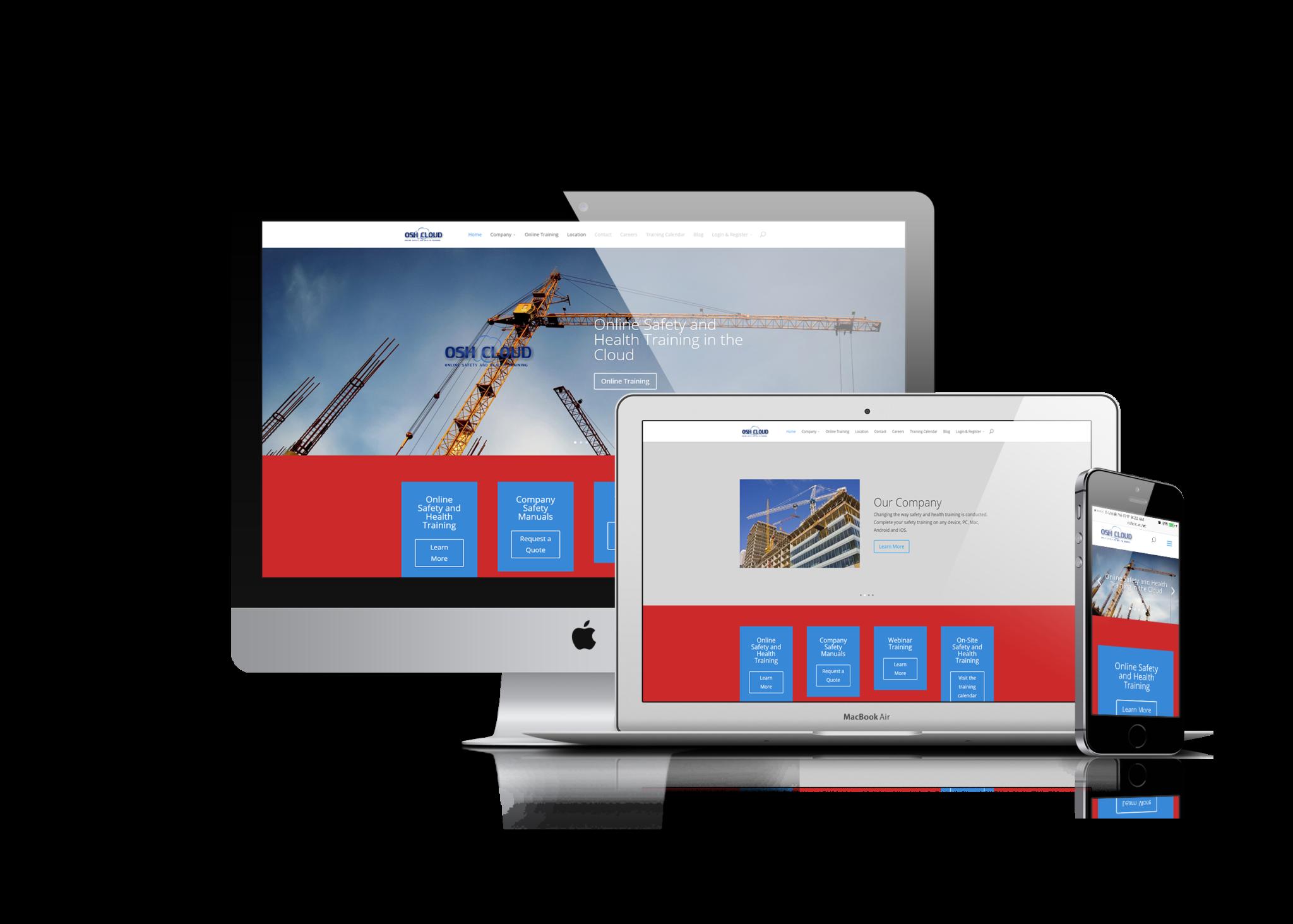 Web Design, Web Programming and Web Development Houston