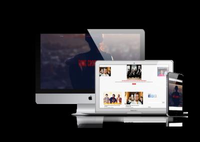 Tune Groover | Florida Music Blog Web Design