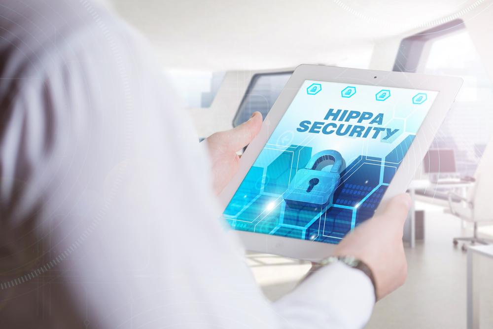 HIPAA Compliance and IT Security/Data Protection
