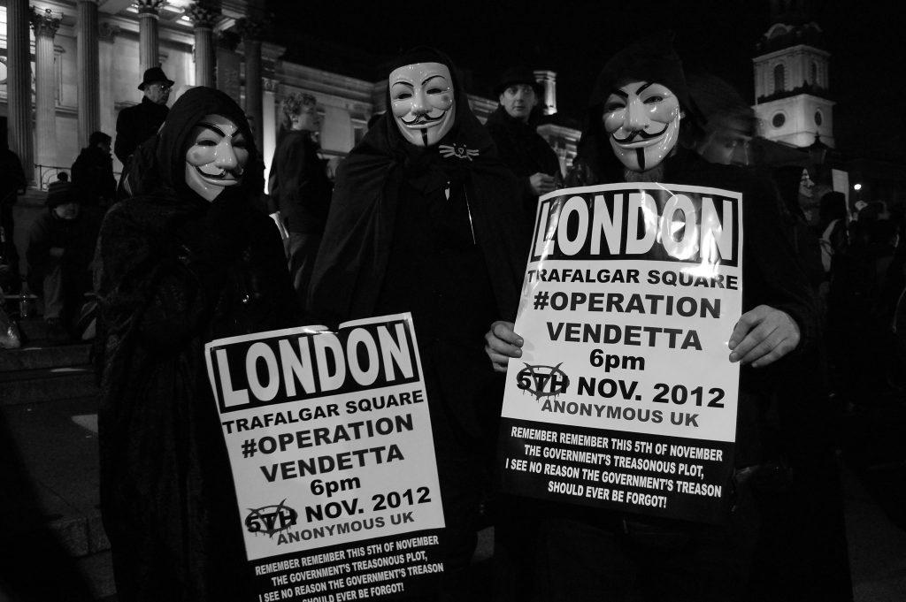 Annonymous Hacktivism