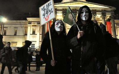 Hacktivism – The Most Powerful Anti-Political Campaigns