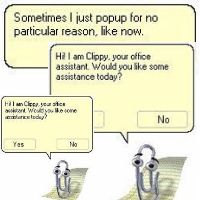 Joke Program Clippy